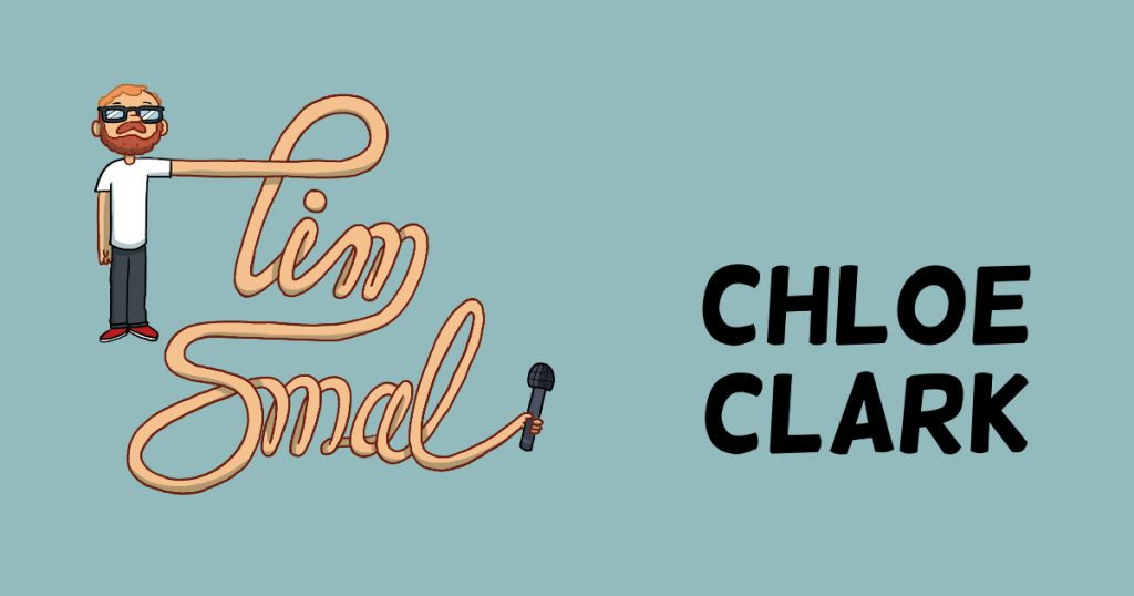 Chloe Clark interview on The Tim Smal Show