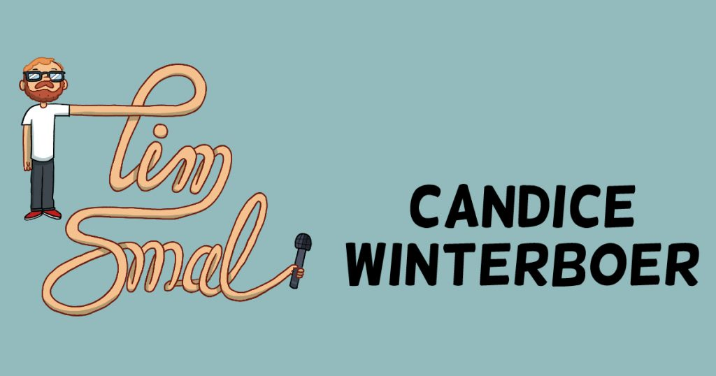 Candice Winterboer interview on The Tim Smal Show