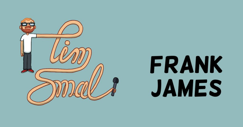 Frank James interview on The Tim Smal Show