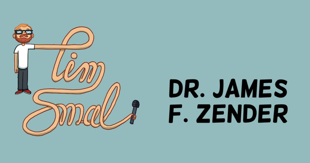 Dr. James F. Zender – Recovering from a car accident